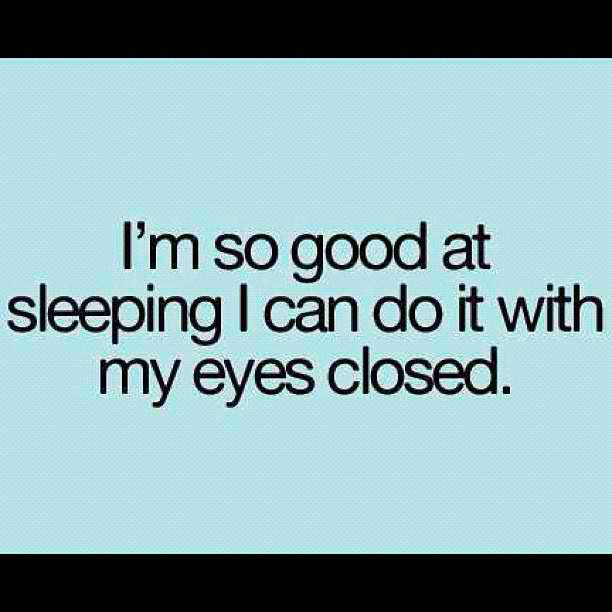 Things that keep me up at night. . .
